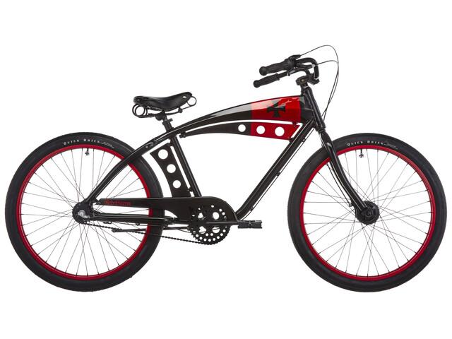 """Felt Cruiser Red Baron 26""""/3-SP schwarz-glänzend"""